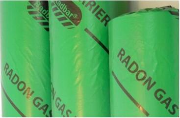 Radon Barrier